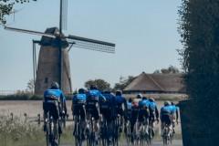 ploegtraining Wielerteam  Decock-Van Eyck-Devos Capoen