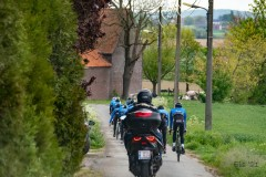 Ploegtraining Vlaamse Ardennen