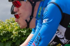 Ploegtraining wielertaem Decock-Van Eyck, Devos Capoen