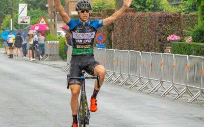 25-7-21 Ciske Aneca kampioen West-Vlaanderen bij de LWU