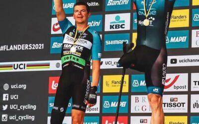 Zondag 19/9/21 werd in Brugge voor het WK tijdrijden de Flanders 2021 de Para-cycling Race gereden , het open Vlaams Kampioenschap Para-wielrennen!