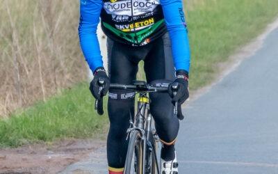 Topweekend voor onze paracycling Kurt Ruysschaert die 2x winnaar was.